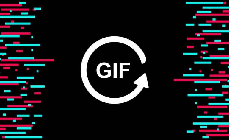 how to make gifs tiktok - نحوه ایجاد فایل GIF از یک ویدیو تیک تاک