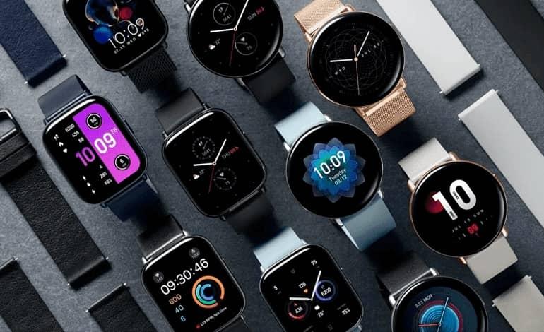 huami huangshan 2s chip zepp os smartwatches 1 - رونمایی هوامی از تراشه Huangshan 2S و Zepp OS برای ساعت های هوشمند