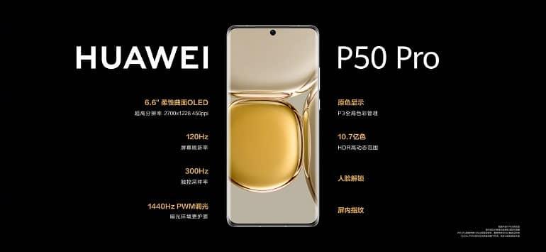 huawei p50 series announced 4 - هواوی پی 50 و پی 50 پرو رونمایی شد