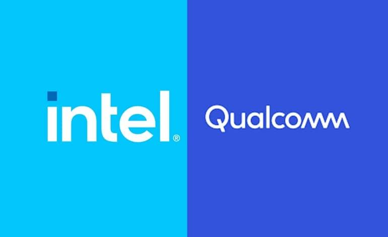 intel qualcomm chip deal - تولید تراشه کوالکام توسط اینتل در آینده نزدیک