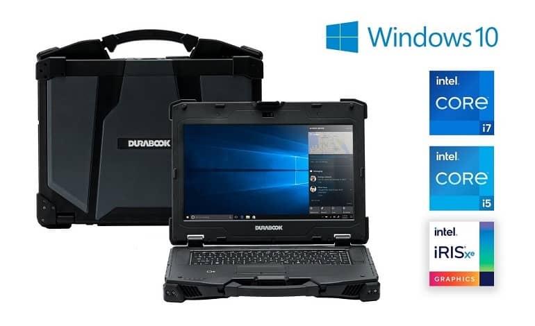 l4v8TaDdH3l8aqjv - معرفی لپ تاپ پیشرفته جان سخت Durabook Z14I