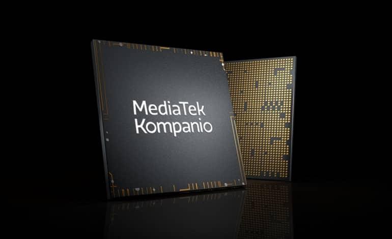 mediatek kompanio 1300t announced - مدیاتک از تراشه Kompanio 1300T رونمایی کرد