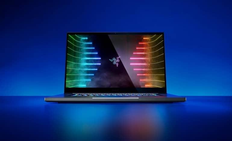 razer blade 17 11th gen intel core i9 cpu - نسخه جدید لپ تاپ ریزر بلید 17 با تراشه نسل 11 اینتل Core i9