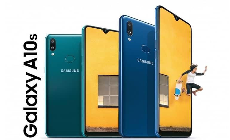 samsung galaxy a10s android 11 - انتشار بروزرسانی اندروید 11 برای گلکسی A10s