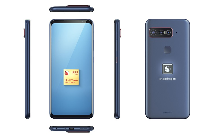 smartphone for snapdragon insiders qualcomm 1 - کوالکام از اولین گوشی هوشمند خود رونمایی کرد