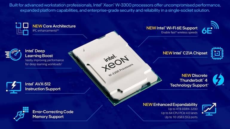 ufXcJpvOftpcmdbJ - اینتل از پردازنده های سری Xeon W-3300 رونمایی کرد