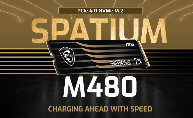 xMlrtbLgvvhTa16r - رونمایی MSI از حافظه های SSD جدید سری SPATIUM