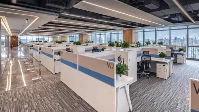 005wXaiCly1gtyojcjhc1j62yo1o0e8302 - افتتاح دفتر مرکزی جدید برند آنر در شنزن چین