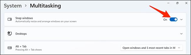 3 disable snap layouts - آموزش غیرفعال کردن Snap Layouts در ویندوز 11