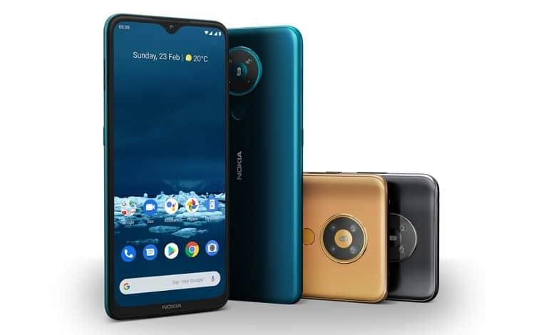Android 11 comes to Nokia 5.3 - انتشار آپدیت اندروید 11 برای گوشی نوکیا 5.3