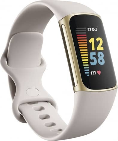 Fitbit Charge 5 leaks in official looking high res renders 1 - انتشار رندرهای رسمی از دستبند فیت بیت Charge 5