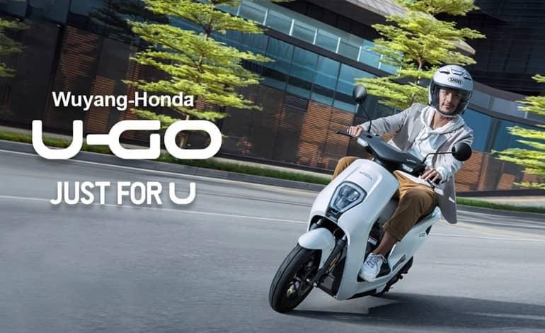 Honda U GO electric scooter - رونمایی هوندا از اسکوتر برقی U-GO با حداکثر سرعت 53 کیلومتر در ساعت