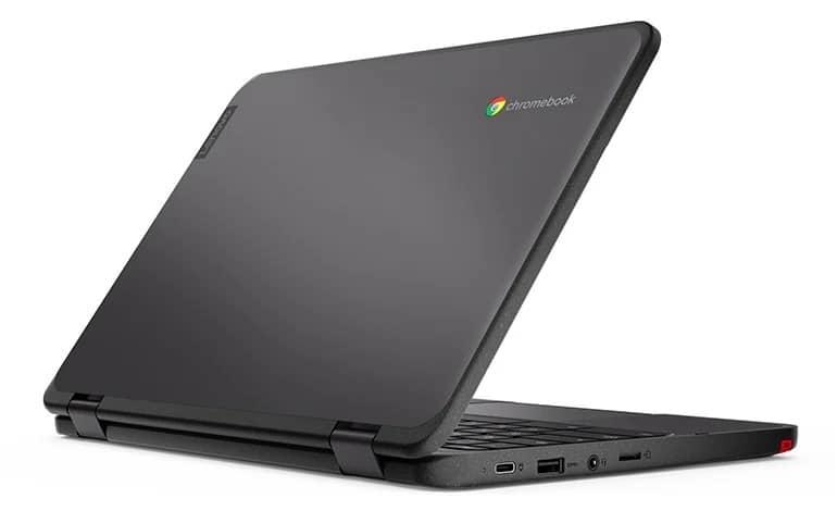 Lenovo Chromebook 300E - لنوو از کروم بوک 300E با طراحی مقاوم رونمایی کرد