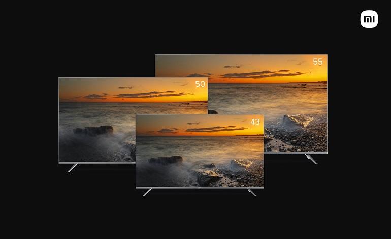 Mi TV 5X series - عرضه تلویزیون هوشمند شیائومی Mi TV 5X با وضوح 4K