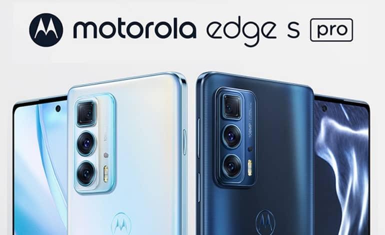 Motorola Edge S Pro featured - موتورولا از گوشی Edge S Pro رونمایی کرد