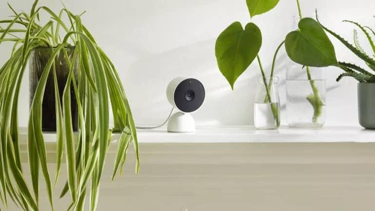 Nest Cam wired snow 770x433 1 - رونمایی گوگل از چهار محصول جدید امنیتی برند Nest