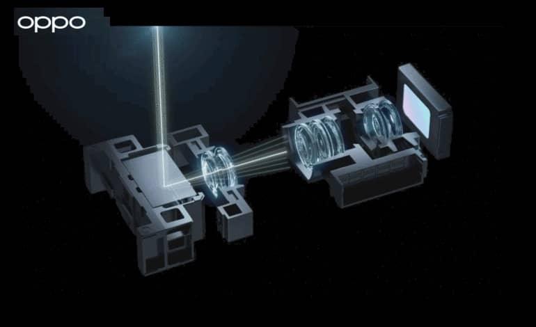 OPPO Continuous Optical Zoom 2021 696x392 1 - رونمایی اوپو از لرزشگیر 5 محوره و سنسور RGBW CMOS