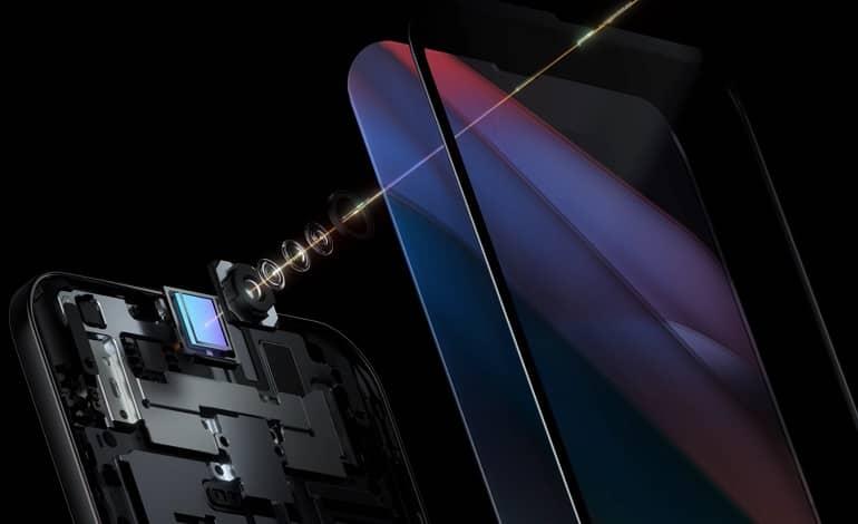 OPPO USC Rendering - رونمایی اوپو از نسل بعدی فناوری دوربین زیرنمایشگر برای موبایل