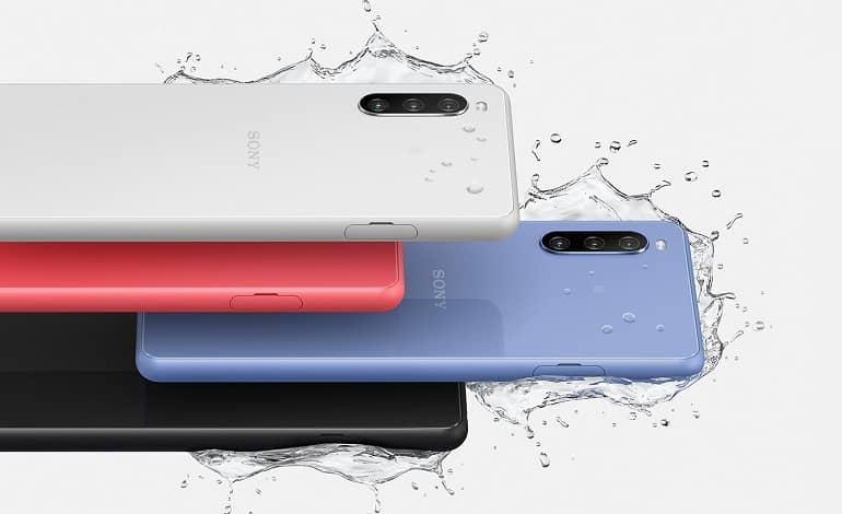 Sony Xperia 10 III Lite quietly unveiled - گوشی سونی اکسپریا 10 مارک 3 لایت معرفی شد