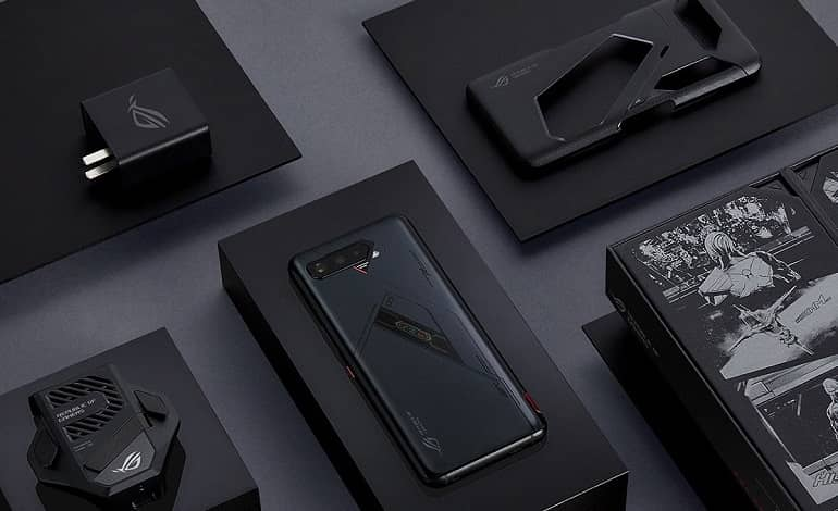asus rog phone 5s announced 1 - گوشی جدید ایسوس راگ فون 5s و 5s پرو با تراشه اسنپدراگون 888 پلاس