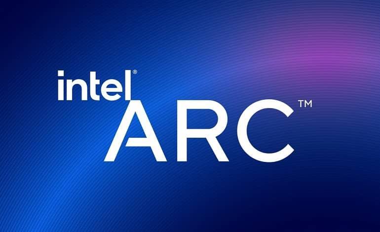 intel arc logo 16x9 1 - اینتل بزودی کارت های گرافیک گیمینگ Arc عرضه می کند