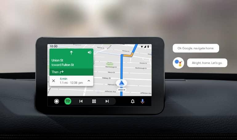 italy fines google android auto - حالت رانندگی گوگل اسیستنت در اندروید 12 جایگزین اندروید Auto می شود