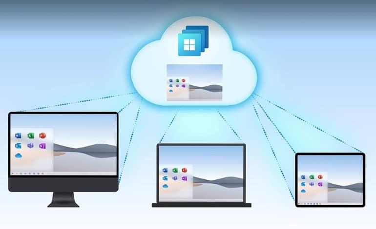 microsoft announces windows 365 - مایکروسافت جزئیاتی از قیمت گذاری ویندوز 365 را منتشر کرد