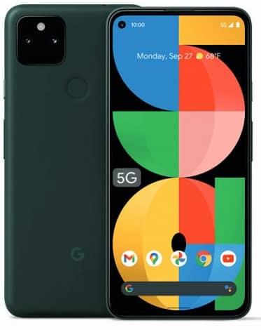 pixel 5a 5g - رونمایی از گوگل پیکسل 5a با گواهی IP67 و پشتیبانی از 5G