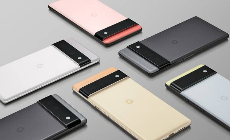 pixel 6 teaser - سری گوگل پیکسل 6 بدون شارژر در جعبه عرضه می شوند