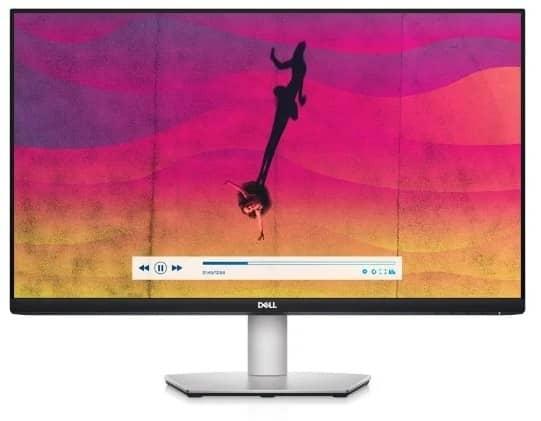 s2422hz front view 02 - رونمایی دل از چند مانیتور برای مصارف روزمره و کاربردهای مختلف