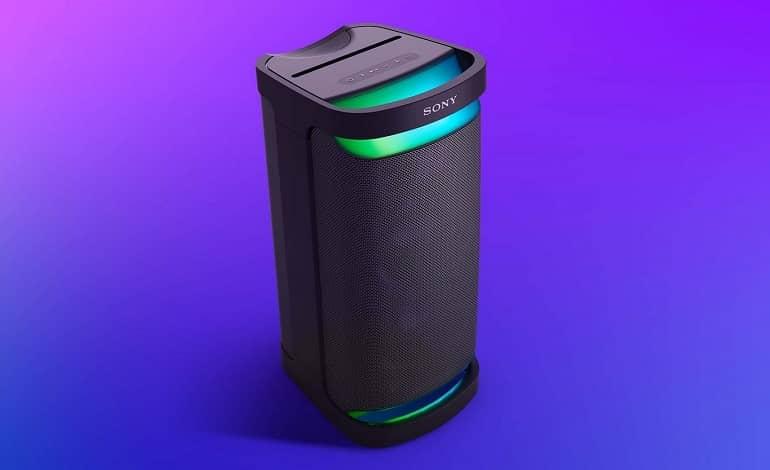 sony party speaker 2 sqf1 - رونمایی از سه اسپیکر هوشمند بیسیم سری ایکس سونی