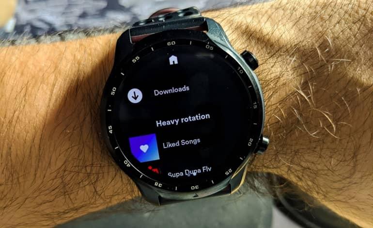 spotify offline playback wear os now rolling out - پخش آفلاین اسپاتیفای روی ساعت های Wear OS در دسترس قرار گرفت