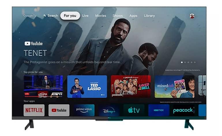 tcl google tv 6 series - رونمایی TCL از اولین تلویزیون های مجهز به گوگل تیوی