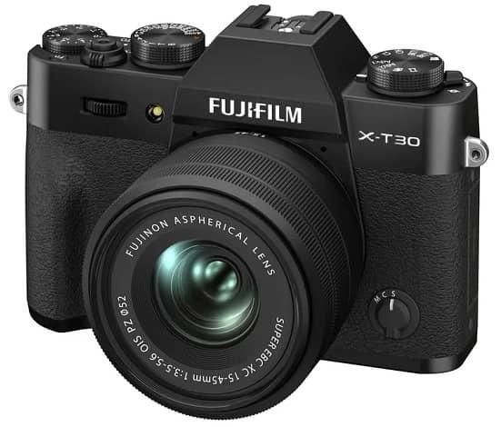 16759615 PT10 Image X T30ii left diagonal 15 45 black - رونمایی فوجی فیلم از دوربین های مدیوم فرمت ارزان