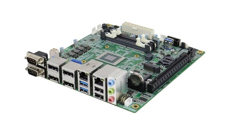 6BSBcG3KYFM3dA8I - رونمایی iBase از مادربرد MI989 Mini-ITX مبتنی بر تراشه های رایزن V2000