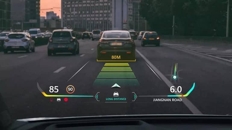 8164e4d0 a05d 4fc4 8ab9 cce35253cdae - فناوری جدید AR HUD هواوی برای تبدیل جلوپنجره خودرو به نمایشگر هوشمند