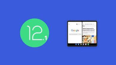 Android 12.1 Foldble Enhancements Featured Image 390x220 - بهبود تجربه گوشی های تاشو با آپدیت اندروید 12.1 گوگل
