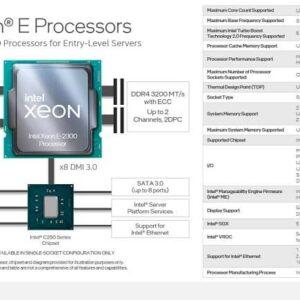 G6XbJfXvomfpkhTD 300x300 - اینتل پردازنده های سری Xeon E-2300 را معرفی کرد