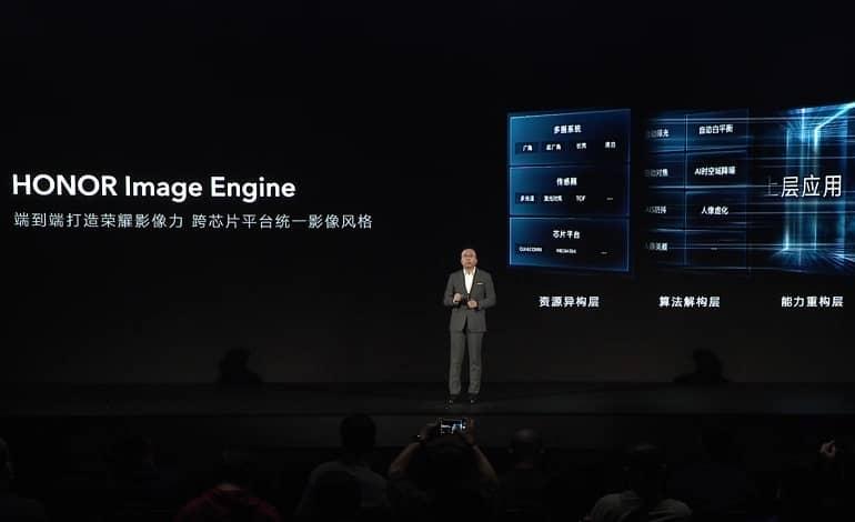 Honor Image Engine - معرفی Image Engine آنر برای افزایش قابلیت های تصویربرداری در سری مجیک 3