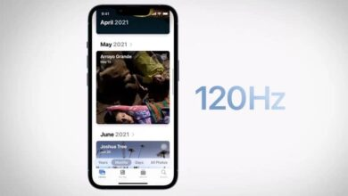 How to enable disable 120Hz ProMotion refresh rate on iPhone 13 Pro Max 390x220 - نحوه فعال/غیرفعال کردن نرخ 120 هرتز ProMotion در آیفون 13 پرو و پرومکس