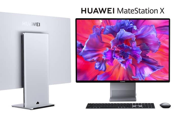 Huawei MateStation X - معرفی هواوی MateStation X با نمایشگر لمسی و پردازنده AMD