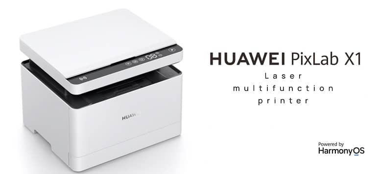 Huawei PixLab X1 1 - پرینتر جدید PixLab X1 هواوی مجهز به سیستم عامل هارمونی