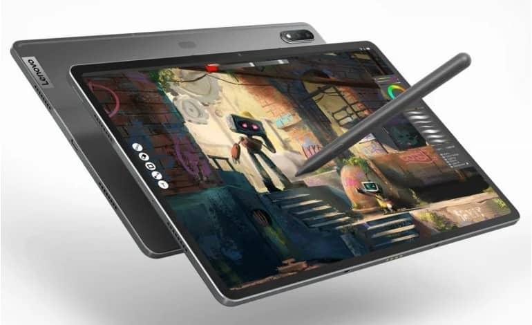 Lenovo Pad P12 Pro 5G - معرفی تبلت های لنوو تب P12 پرو و تب P11