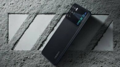 OPPO K9 Pro Obsidian Black 390x220 - معرفی اوپو K9 پرو با نمایشگر 120 هرتز