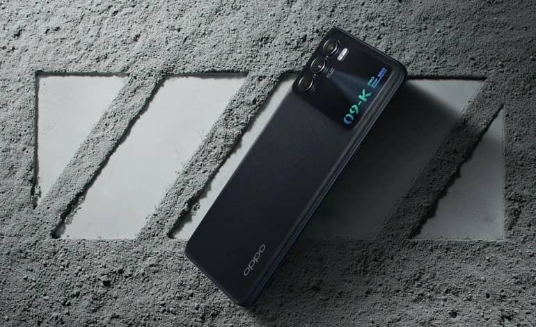OPPO K9 Pro Obsidian Black - معرفی اوپو K9 پرو با نمایشگر 120 هرتز