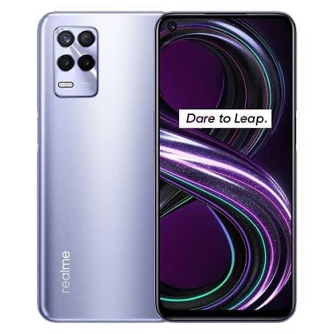 Realme 8s 5G and 8i arrive 1 - معرفی ریلمی 8i و 8s با تراشه های جدید مدیاتک