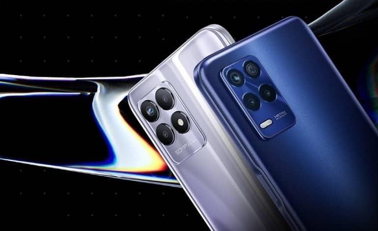 Realme 8s 5G and 8i arrive - معرفی ریلمی 8i و 8s با تراشه های جدید مدیاتک