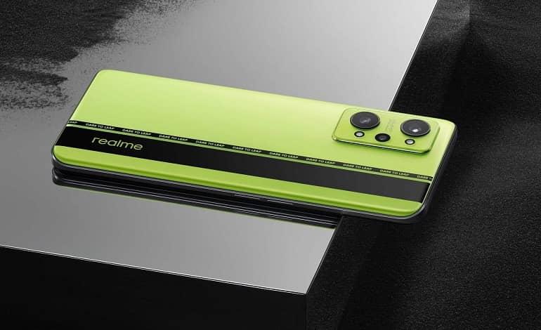 Realme GT Neo2 arrives - ریلمی GT Neo2 با تراشه اسنپدراگون 870 معرفی شد