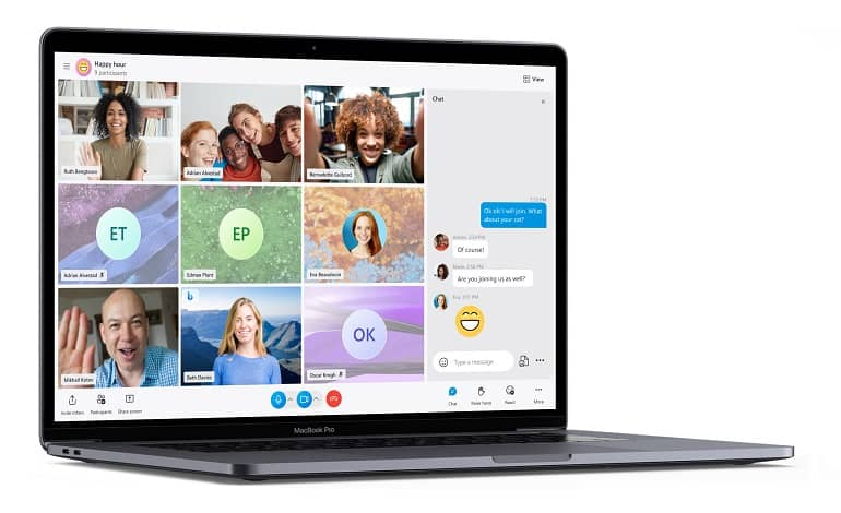 Skype unveils its new overhauled UI - اسکایپ از رابط کاربری جدید خود رونمایی کرد