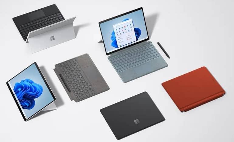 Surface Pro X   Modes under embargo until September 22.0 - سرفیس پرو ایکس یک نسخه فقط وای فای دریافت کرد